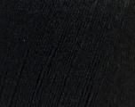 Fiber Content 50% Linen, 50% Viscose, Brand Ice Yarns, Black, Yarn Thickness 2 Fine  Sport, Baby, fnt2-27247