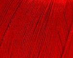 Fiber Content 50% Linen, 50% Viscose, Red, Brand Ice Yarns, Yarn Thickness 2 Fine  Sport, Baby, fnt2-27260