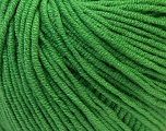 Fiber Content 50% Acrylic, 50% Cotton, Brand Ice Yarns, Green, Yarn Thickness 3 Light  DK, Light, Worsted, fnt2-27365