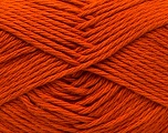 Baby cotton is a 100% premium giza cotton yarn exclusively made as a baby yarn. It is anti-bacterial and machine washable! Fiber Content 100% Giza Cotton, Brand Ice Yarns, Copper, Yarn Thickness 3 Light  DK, Light, Worsted, fnt2-27895
