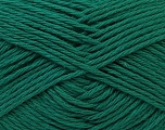 Baby cotton is a 100% premium giza cotton yarn exclusively made as a baby yarn. It is anti-bacterial and machine washable! Fiber Content 100% Giza Cotton, Brand Ice Yarns, Green, Yarn Thickness 3 Light  DK, Light, Worsted, fnt2-27899