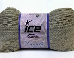 Fiber Content 65% Nylon, 35% Acrylic, Light Khaki, Brand ICE, Yarn Thickness 6 SuperBulky  Bulky, Roving, fnt2-30611