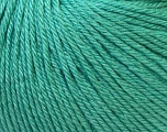 Fiber Content 50% Silk, 30% Merino Superfine, 20% Cashmere, Brand Ice Yarns, Emerald Green, Yarn Thickness 3 Light  DK, Light, Worsted, fnt2-30786