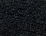 SuperBulky  Fiber Content 60% Acrylic, 30% Alpaca, 10% Wool, Brand Ice Yarns, Black, Yarn Thickness 6 SuperBulky  Bulky, Roving, fnt2-30823