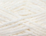 SuperBulky  Fiber Content 60% Acrylic, 30% Alpaca, 10% Wool, White, Brand Ice Yarns, Yarn Thickness 6 SuperBulky  Bulky, Roving, fnt2-30825