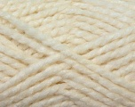SuperBulky  Fiber Content 60% Acrylic, 30% Alpaca, 10% Wool, Brand Ice Yarns, Cream, Yarn Thickness 6 SuperBulky  Bulky, Roving, fnt2-30826
