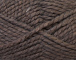 SuperBulky  Fiber Content 60% Acrylic, 30% Alpaca, 10% Wool, Brand Ice Yarns, Camel, Yarn Thickness 6 SuperBulky  Bulky, Roving, fnt2-30829