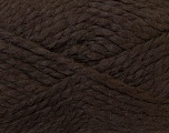 SuperBulky  Fiber Content 60% Acrylic, 30% Alpaca, 10% Wool, Brand Ice Yarns, Brown, Yarn Thickness 6 SuperBulky  Bulky, Roving, fnt2-30830