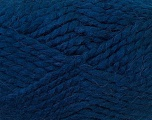 SuperBulky  Fiber Content 60% Acrylic, 30% Alpaca, 10% Wool, Brand Ice Yarns, Blue, Yarn Thickness 6 SuperBulky  Bulky, Roving, fnt2-30833