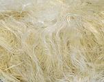 Fiber Content 100% Polyamide, White, Brand Ice Yarns, Cream, Yarn Thickness 5 Bulky  Chunky, Craft, Rug, fnt2-30836