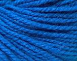 Fiber Content 40% Acrylic, 35% Wool, 25% Alpaca, Brand Ice Yarns, Blue, Yarn Thickness 5 Bulky  Chunky, Craft, Rug, fnt2-31126