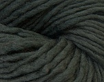 In this yarn a 100% Wool yarn is used. Dyeing process is totally hand made with natural plants and NO chemicals were used. For this reason, please be advised that some white parts may remain. Fiber Content 100% Wool, Brand Ice Yarns, Dark Green, Yarn Thickness 5 Bulky  Chunky, Craft, Rug, fnt2-32033
