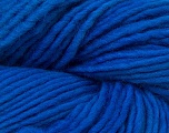 In this yarn a 100% Wool yarn is used. Dyeing process is totally hand made with natural plants and NO chemicals were used. For this reason, please be advised that some white parts may remain. Fiber Content 100% Wool, Brand Ice Yarns, Blue, Yarn Thickness 5 Bulky  Chunky, Craft, Rug, fnt2-32035