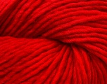 In this yarn a 100% Wool yarn is used. Dyeing process is totally hand made with natural plants and NO chemicals were used. For this reason, please be advised that some white parts may remain. Fiber Content 100% Wool, Red, Brand Ice Yarns, Yarn Thickness 5 Bulky  Chunky, Craft, Rug, fnt2-32040