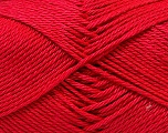 Fiber Content 100% Mercerised Cotton, Tomato Red, Brand Ice Yarns, Yarn Thickness 2 Fine  Sport, Baby, fnt2-32544