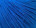 Fiber Content 60% Cotton, 40% Acrylic, Brand ICE, Dark Blue, Yarn Thickness 2 Fine  Sport, Baby, fnt2-32561