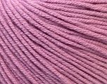 Fiber Content 60% Cotton, 40% Acrylic, Light Orchid, Brand Ice Yarns, Yarn Thickness 2 Fine  Sport, Baby, fnt2-32563