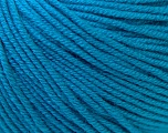 Fiber Content 60% Cotton, 40% Acrylic, Brand ICE, Blue, Yarn Thickness 2 Fine  Sport, Baby, fnt2-32624