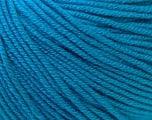 Fiber Content 60% Cotton, 40% Acrylic, Brand ICE, Blue, Yarn Thickness 2 Fine  Sport, Baby, fnt2-32624