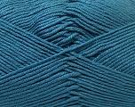 Fiber Content 100% Antibacterial Dralon, Brand ICE, Blue, Yarn Thickness 2 Fine  Sport, Baby, fnt2-32834