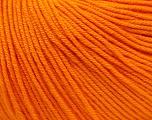 Fiber Content 60% Cotton, 40% Acrylic, Light Orange, Brand Ice Yarns, Yarn Thickness 2 Fine  Sport, Baby, fnt2-32880