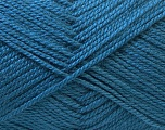 Fiber Content 100% Acrylic, Brand Ice Yarns, Blue, Yarn Thickness 2 Fine  Sport, Baby, fnt2-33027