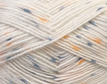 Fiber Content 100% Acrylic, Yellow, White, Brand Ice Yarns, Blue, Yarn Thickness 2 Fine  Sport, Baby, fnt2-33075
