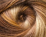 Fiber Content 75% Acrylic, 25% Angora, Brand Ice Yarns, Brown Shades, Yarn Thickness 2 Fine  Sport, Baby, fnt2-33234