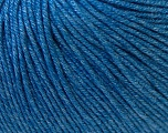 Fiber Content 60% Cotton, 40% Acrylic, Jeans Blue, Brand ICE, Yarn Thickness 2 Fine  Sport, Baby, fnt2-33587