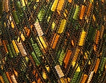 Trellis  Fiber Content 100% Polyester, Yellow, Brand ICE, Green, Camel, Yarn Thickness 5 Bulky  Chunky, Craft, Rug, fnt2-34031