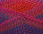 Fiber Content 75% Acrylic, 25% Wool, Orange, Lilac, Brand Ice Yarns, Green, Blue, Yarn Thickness 3 Light  DK, Light, Worsted, fnt2-34602