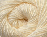 Fiber Content 100% Wool, Brand Ice Yarns, Cream, Yarn Thickness 3 Light  DK, Light, Worsted, fnt2-34705