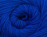 Fiber Content 100% Wool, Royal Blue, Brand Ice Yarns, Yarn Thickness 3 Light  DK, Light, Worsted, fnt2-34718