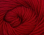 Fiber Content 100% Wool, Brand Ice Yarns, Dark Red, Yarn Thickness 3 Light  DK, Light, Worsted, fnt2-34724