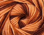 Fiber Content 100% Wool, Brand Ice Yarns, Brown Shades, Yarn Thickness 3 Light  DK, Light, Worsted, fnt2-34728