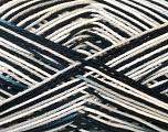 Ne: 8/4. Nm 14/4 Fiber Content 100% Mercerised Cotton, White, Brand Ice Yarns, Grey, Black, Yarn Thickness 2 Fine  Sport, Baby, fnt2-34794
