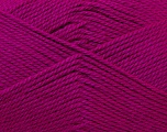 Fiber Content 100% Acrylic, Brand ICE, Dark Fuchsia, Yarn Thickness 2 Fine  Sport, Baby, fnt2-34939