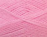 Fiber Content 100% Baby Acrylic, Brand Ice Yarns, Baby Pink, Yarn Thickness 2 Fine  Sport, Baby, fnt2-34943