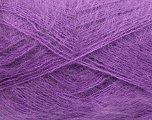 Fiber Content 70% Mohair, 30% Acrylic, Lilac, Brand Ice Yarns, Yarn Thickness 3 Light  DK, Light, Worsted, fnt2-35058
