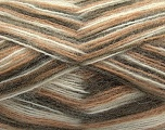 Fiber Content 70% Angora, 30% Acrylic, Light Brown, Brand ICE, Cream, Camel, Yarn Thickness 2 Fine  Sport, Baby, fnt2-35077