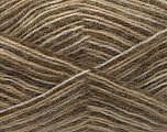 Fiber Content 70% Angora, 30% Acrylic, White, Brand Ice Yarns, Camel, Yarn Thickness 2 Fine  Sport, Baby, fnt2-35078