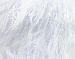 Fiber Content 100% Polyamide, Optical White, Brand KUKA, Yarn Thickness 5 Bulky  Chunky, Craft, Rug, fnt2-35173