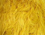 Fiber Content 100% Polyamide, Yellow, Brand Kuka Yarns, Yarn Thickness 5 Bulky  Chunky, Craft, Rug, fnt2-35177