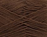 Fiber Content 100% Antibacterial Dralon, Brand Ice Yarns, Brown, Yarn Thickness 2 Fine  Sport, Baby, fnt2-35232