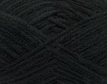 Fiber Content 60% Acrylic, 40% Wool, Brand Ice Yarns, Black, Yarn Thickness 3 Light  DK, Light, Worsted, fnt2-35548