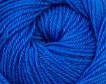 Fiber Content 60% Premium Acrylic, 40% Merino Wool, Brand Ice Yarns, Blue, Yarn Thickness 2 Fine  Sport, Baby, fnt2-35568