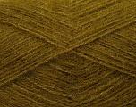 Fiber Content 70% Angora, 30% Acrylic, Brand Ice Yarns, Dark Green, Yarn Thickness 2 Fine  Sport, Baby, fnt2-35672