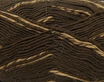 Fiber Content 90% Premium Acrylic, 10% Polyamide, Light Brown, Brand ICE, Dark Brown, Yarn Thickness 3 Light  DK, Light, Worsted, fnt2-36294