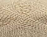Fiber Content 70% Acrylic, 30% Angora, Brand ICE, Beige, Yarn Thickness 2 Fine  Sport, Baby, fnt2-36433