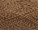 Fiber Content 70% Acrylic, 30% Angora, Brand Ice Yarns, Camel, Yarn Thickness 2 Fine  Sport, Baby, fnt2-36437